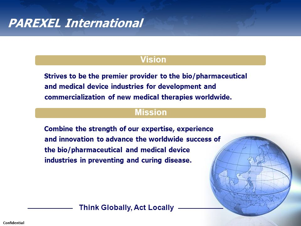 parexel international
