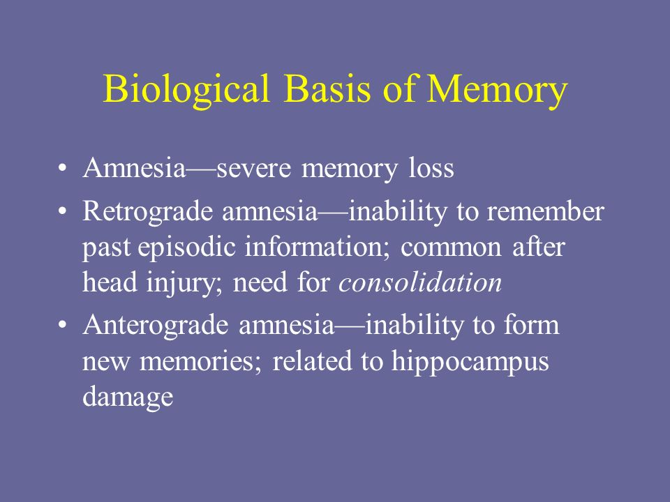 Memory. Stage Model of Memory Three Stages of Memory Three memory ...