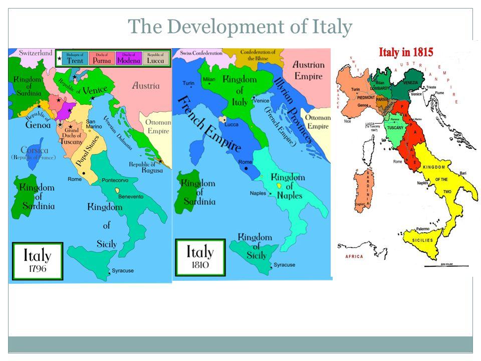 Италия 1830 12 апреля 1865 событие