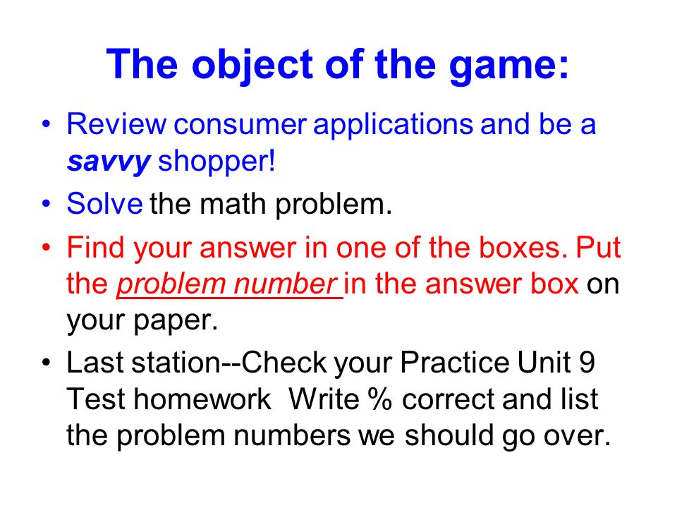 Answer to a math problem | College paper Academic Service ...