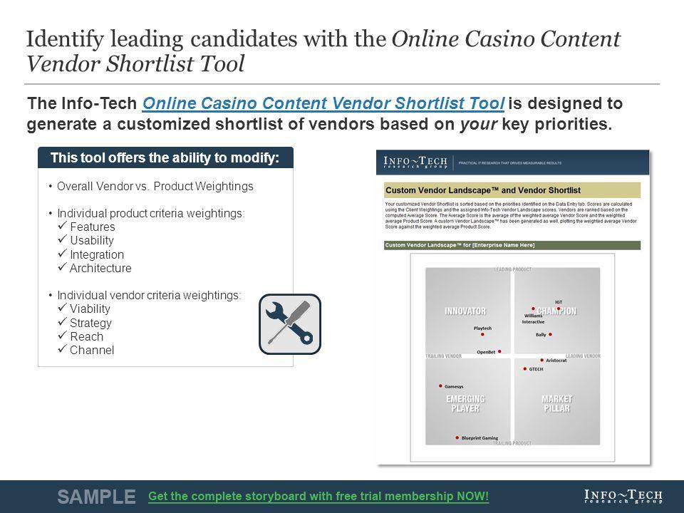 Casino vendor cash casino earn free gaming
