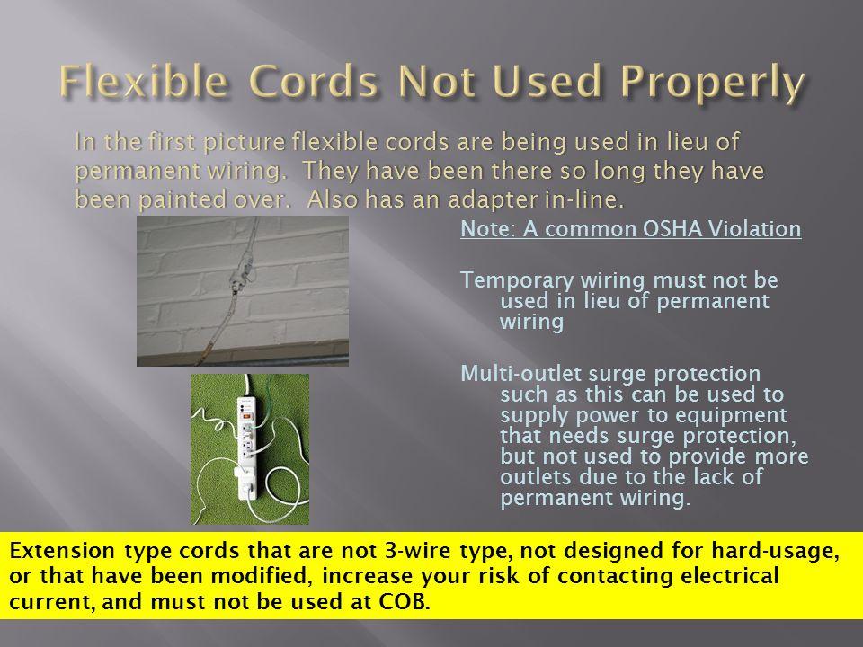 The osha e tool electrical safety presentation was used to create 24 x publicscrutiny Choice Image