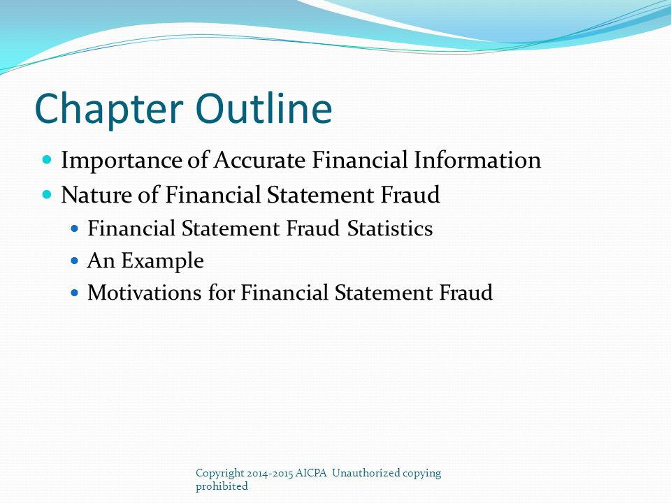 why are accurate financial statements important Making financial reporting better and while it's becoming more important to report other, non-financial information that stakeholders financial statement.