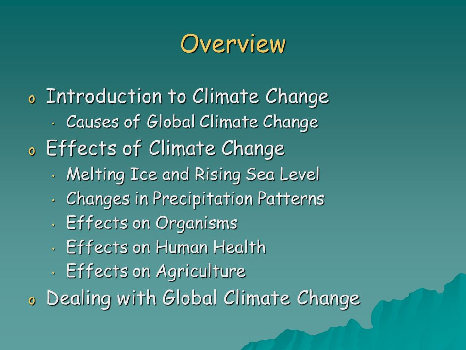 introduction of climate change essay Writing essays a good essay contains: 1 points in the introduction many students only change the wording of the original text to avoid.