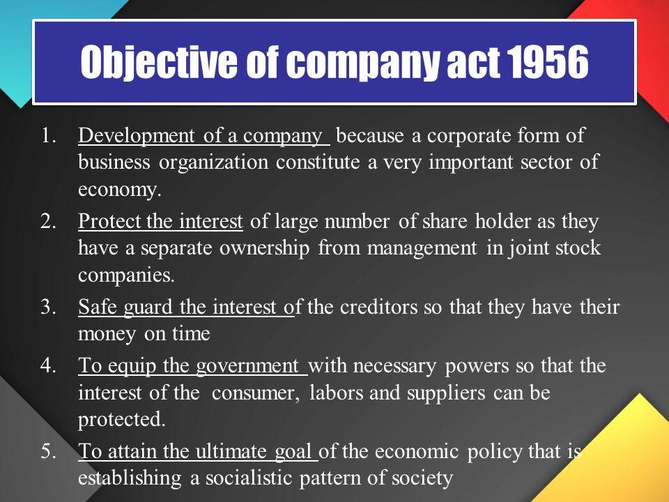 COMPANY Satyam Case. Company Company defined as a voluntary ...