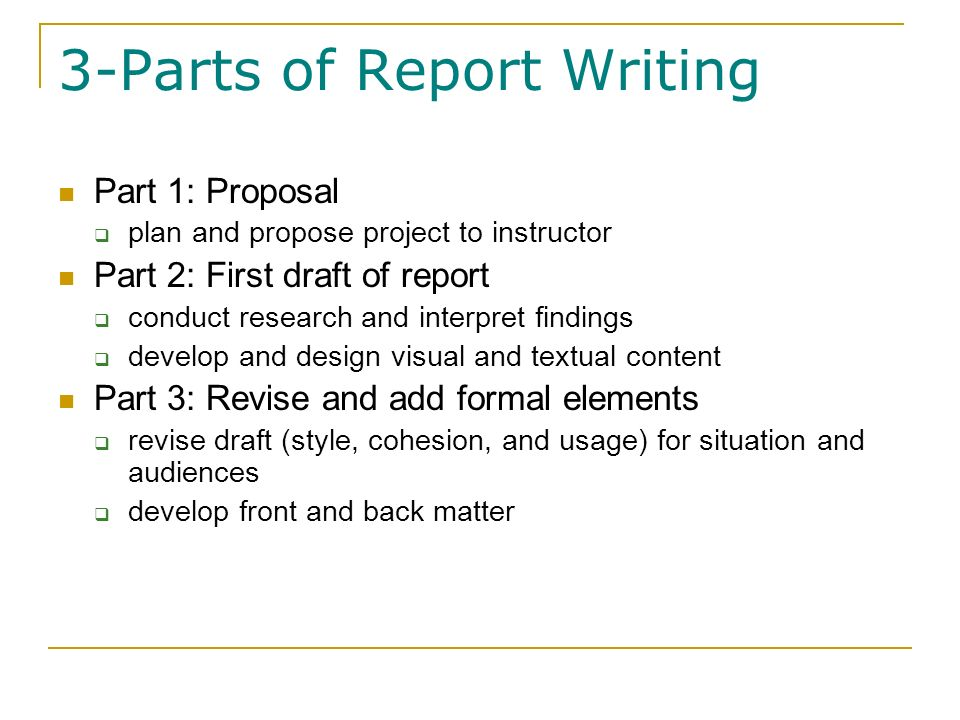 Technical Report Writing Dr. Shelley Thomas. Overview Selecting