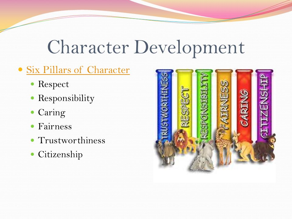 Photo Essay Example Mountain View Elementary Prince William County Schools  Character  Development Six Pillars Of Character Respect Responsibility Preservation Of Wildlife Essay also An Essay On Leadership Six Pillars Of Character Essay Best Pillars Of Character Ideas  Expressive Essay Topics