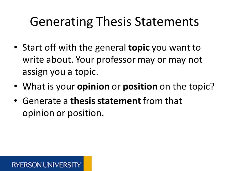 writing a thesis introduction