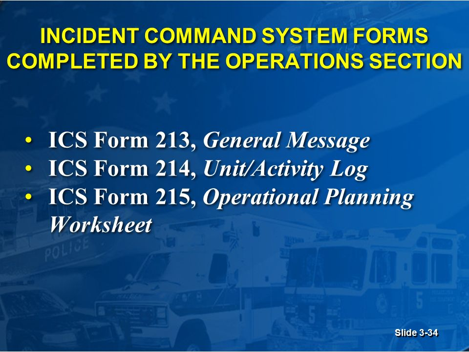Slide 3-1 UNIT 3: COMMAND AND GENERAL STAFF FUNCTIONS. - ppt download