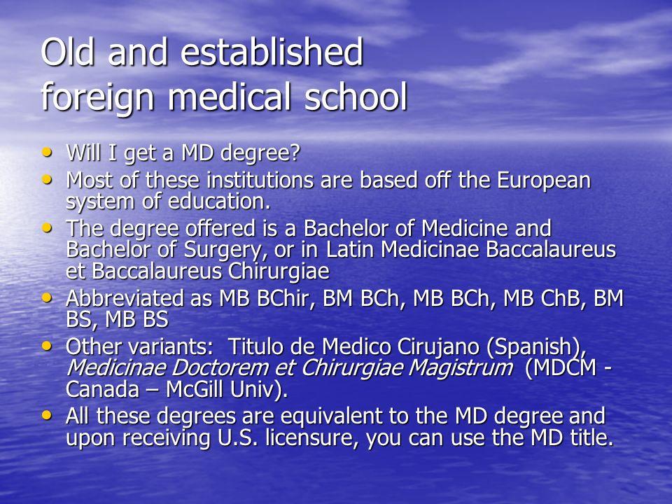 Will I get into medical school?