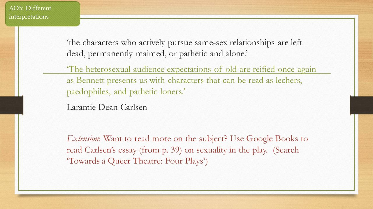 the impact of media on the portrayal of homosexuality today