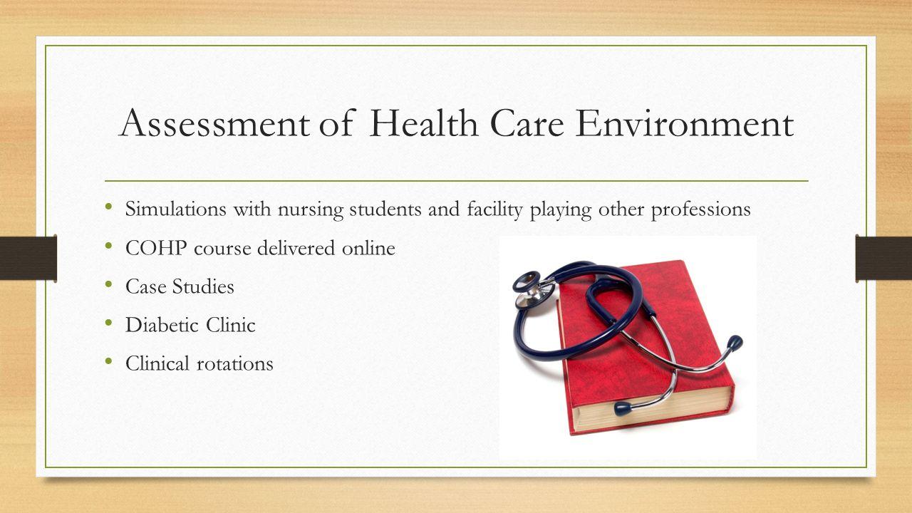 nursing health assessment case studies