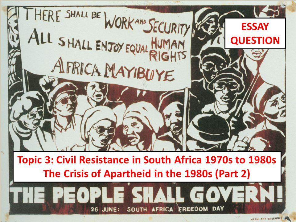 Essay Apartheid In South Africa  Jumpedsleepingga Essay Apartheid In South Africa