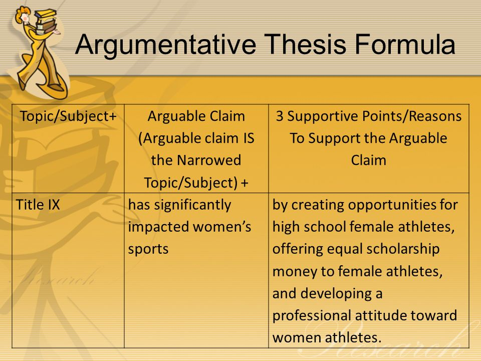 arguable essay Because essays are essentially linear—they offer one idea at a time—they must present their ideas essay structure not an arguable claim.