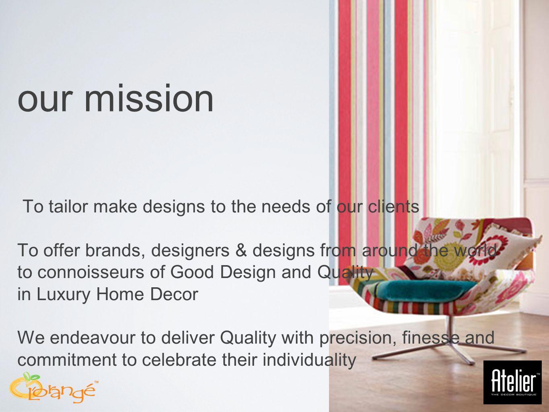 Finesse interior design home decor - 5 Our