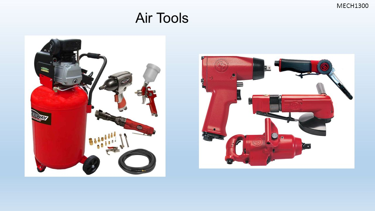 MECH1300 Air Tools
