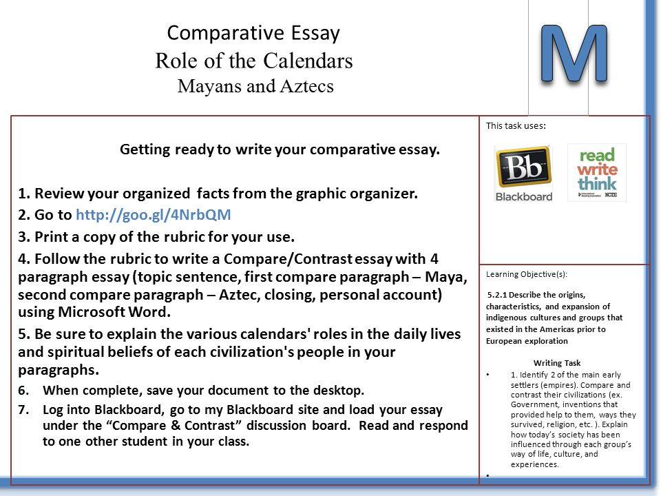 copy compare contrast essay
