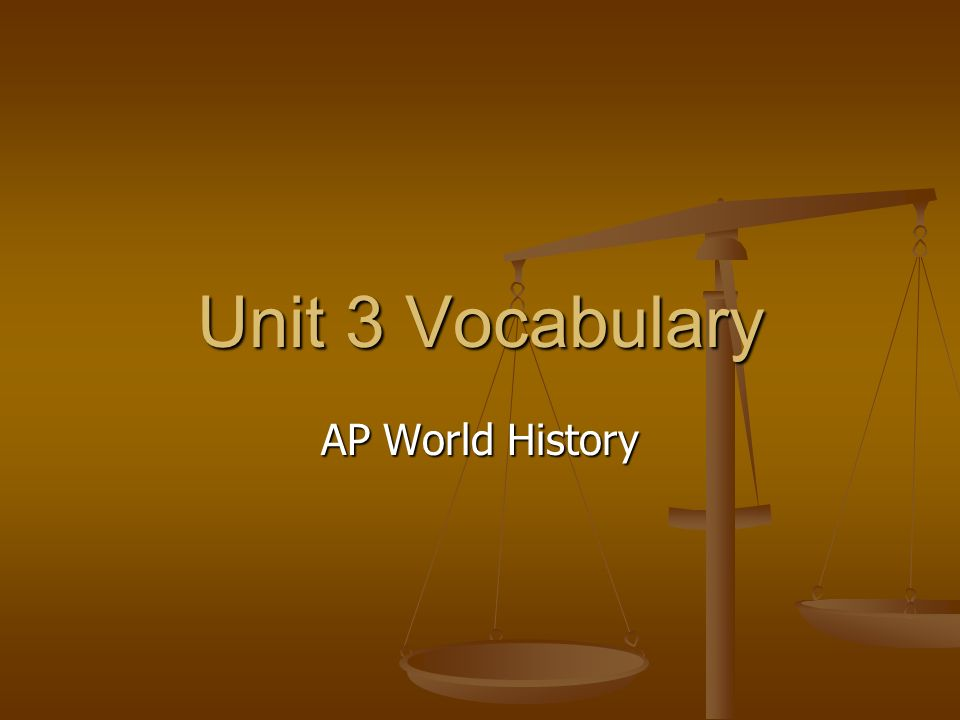 ap world history unit 2 100% free ap test prep website that offers study material to high school students seeking to prepare for ap exams enterprising students use this website to learn ap class material, study for class quizzes and tests, and to brush up on course material before the big exam day.