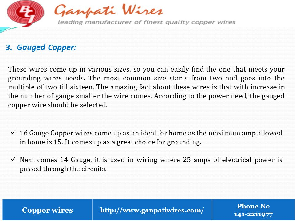 A look at the Top 3 Kinds of Copper Wires & Uses Copper wires ...