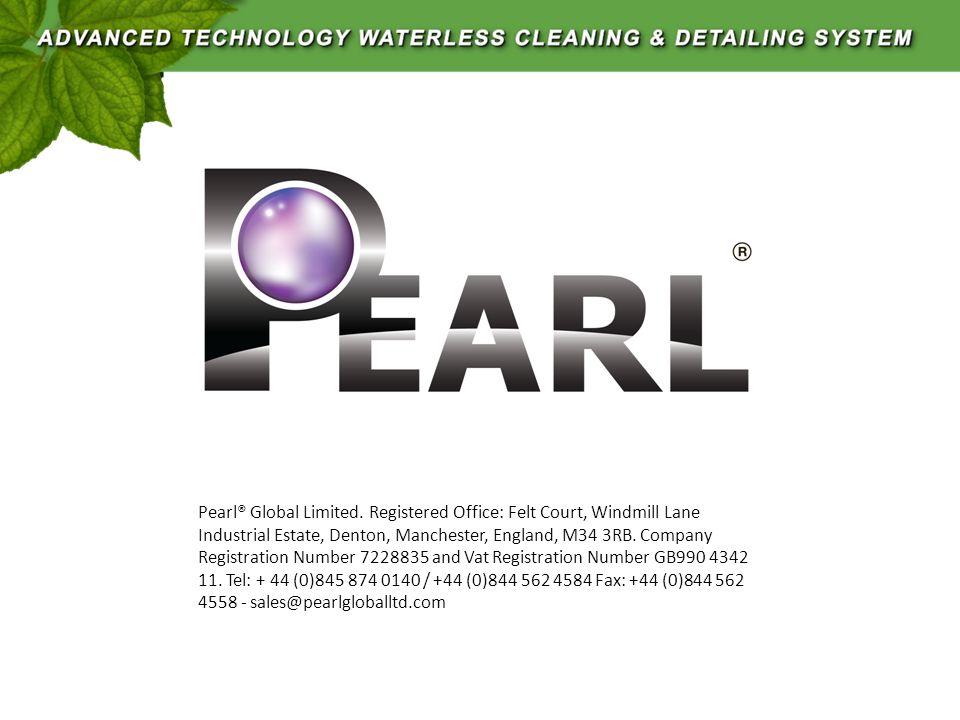Pearl® Global Limited.