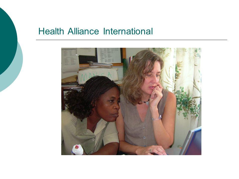 Health Alliance International