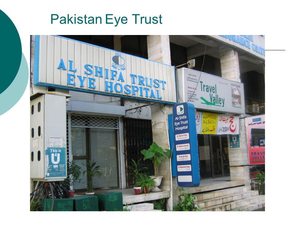 Pakistan Eye Trust