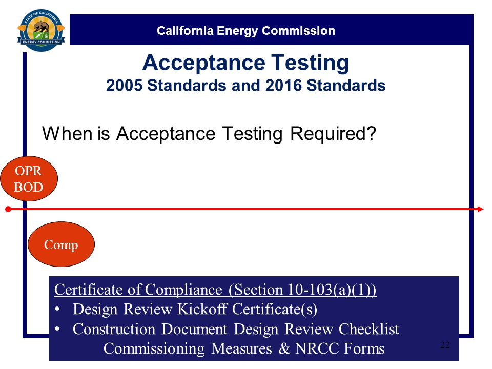 California energy commission acceptance test technician 22 california yadclub Images