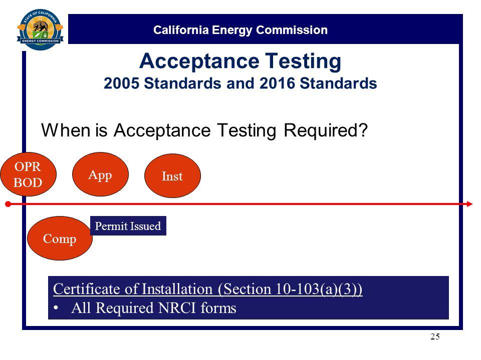 California energy commission acceptance test technician 25 california yadclub Gallery