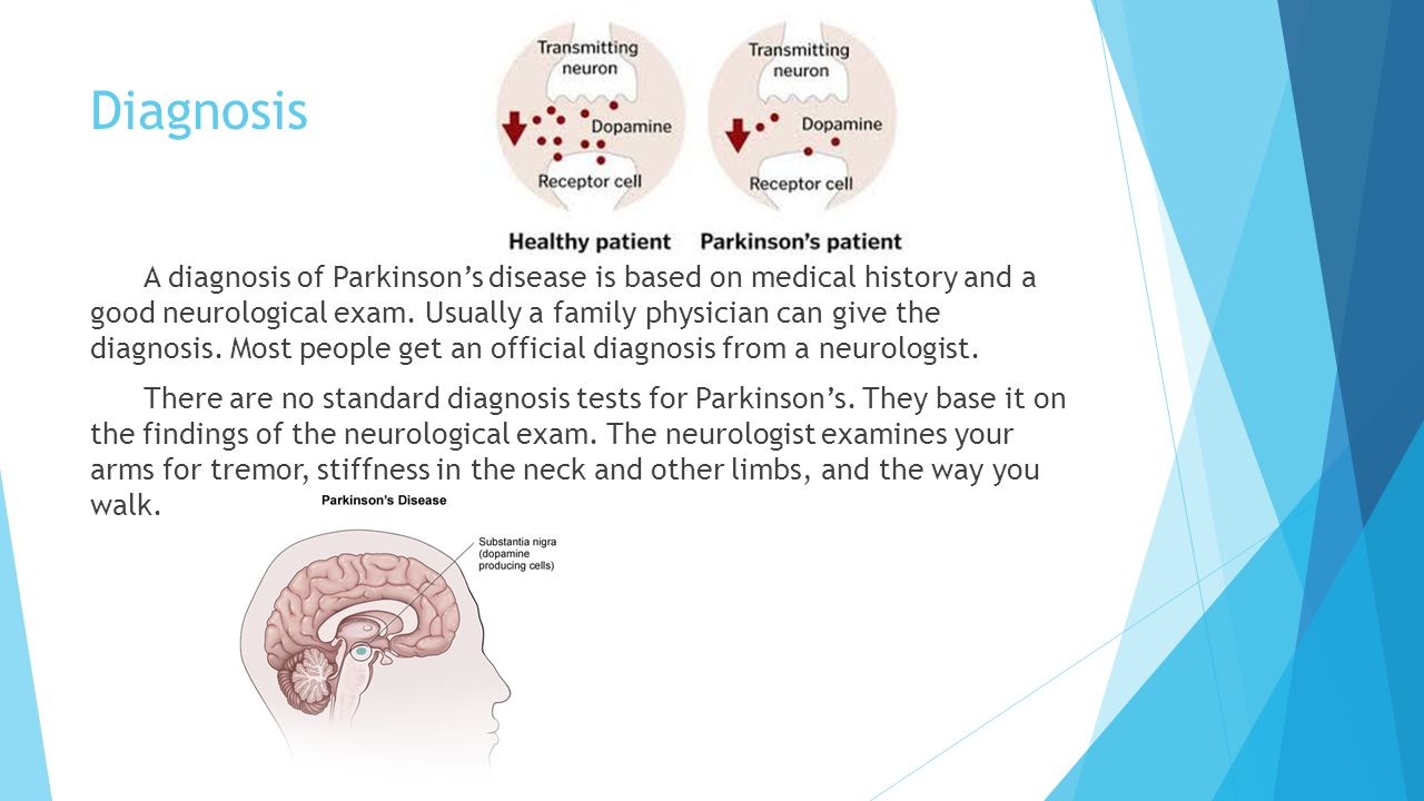 an examination of parkinsons disease and