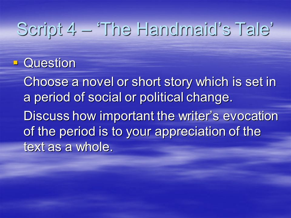 critical essay on short story