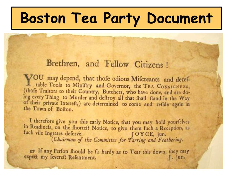 a narrative on taxation in the american colony in boston massachusetts