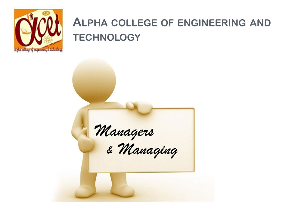 A LPHA COLLEGE OF ENGINEERING AND TECHNOLOGY