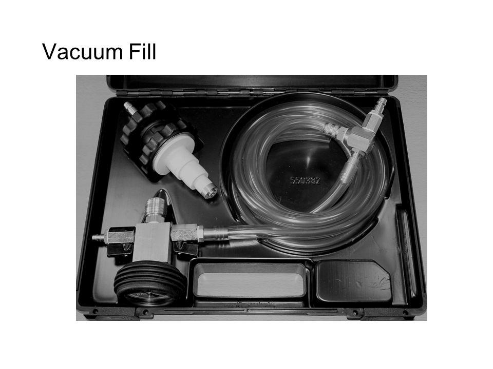 Vacuum Fill