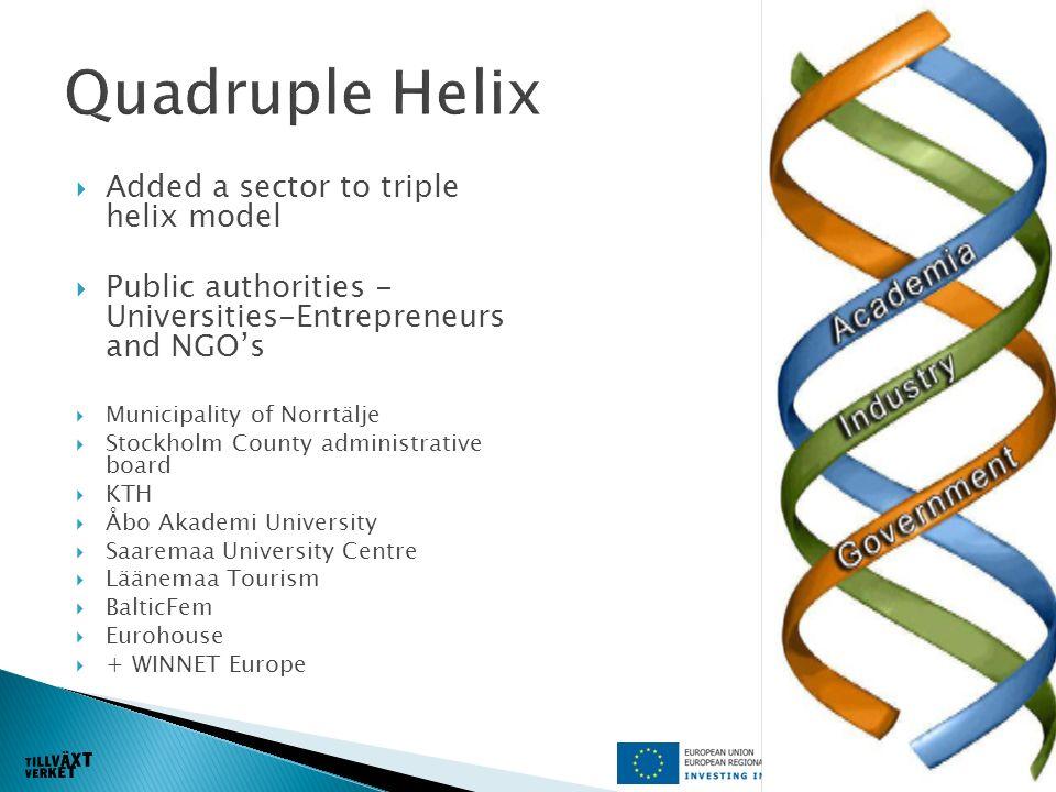 kvadruppel helix social innovation