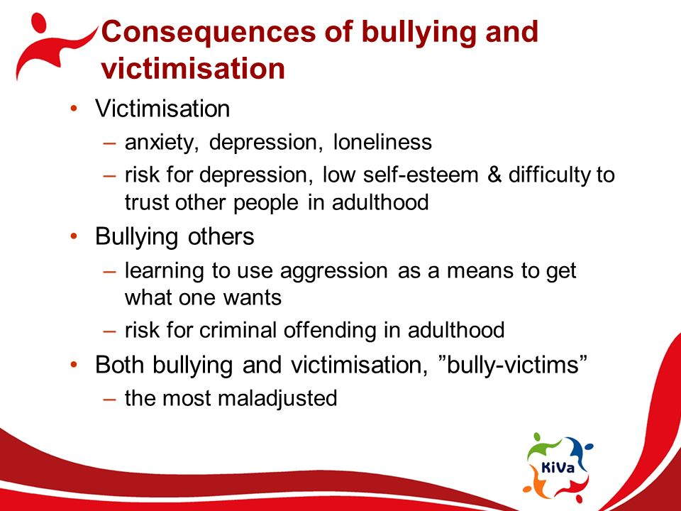 consequences of bullying in schools today in fiji Bullying is one of the most prevalent and widely discussed topics pertaining to school safety and security a survey from the youth risk behavior surveillance system reported that 191 percent of students in texas had been bullied on school property, and 138 percent of students had been electronically bullied (ie, cyberbullied) during the 12.