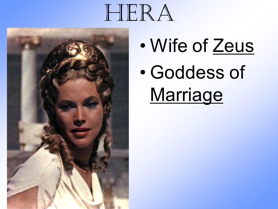 Goddess Of Marriage Clara
