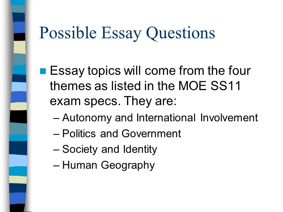 ib english exam essay questions