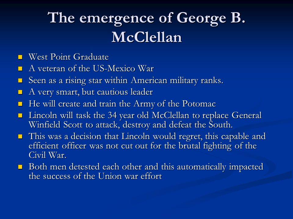 The emergence of George B.