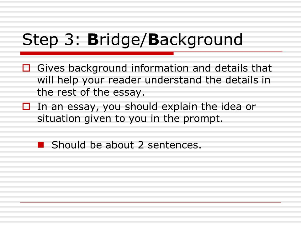 structure of a five paragraph persuasive essay