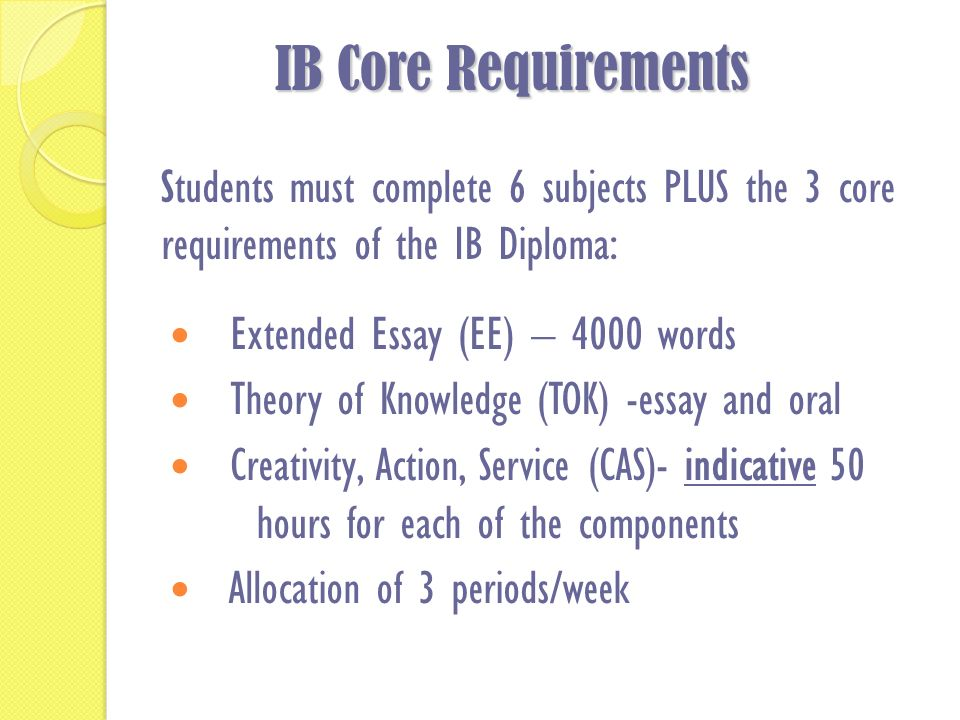 ib extended essay dreams and memory