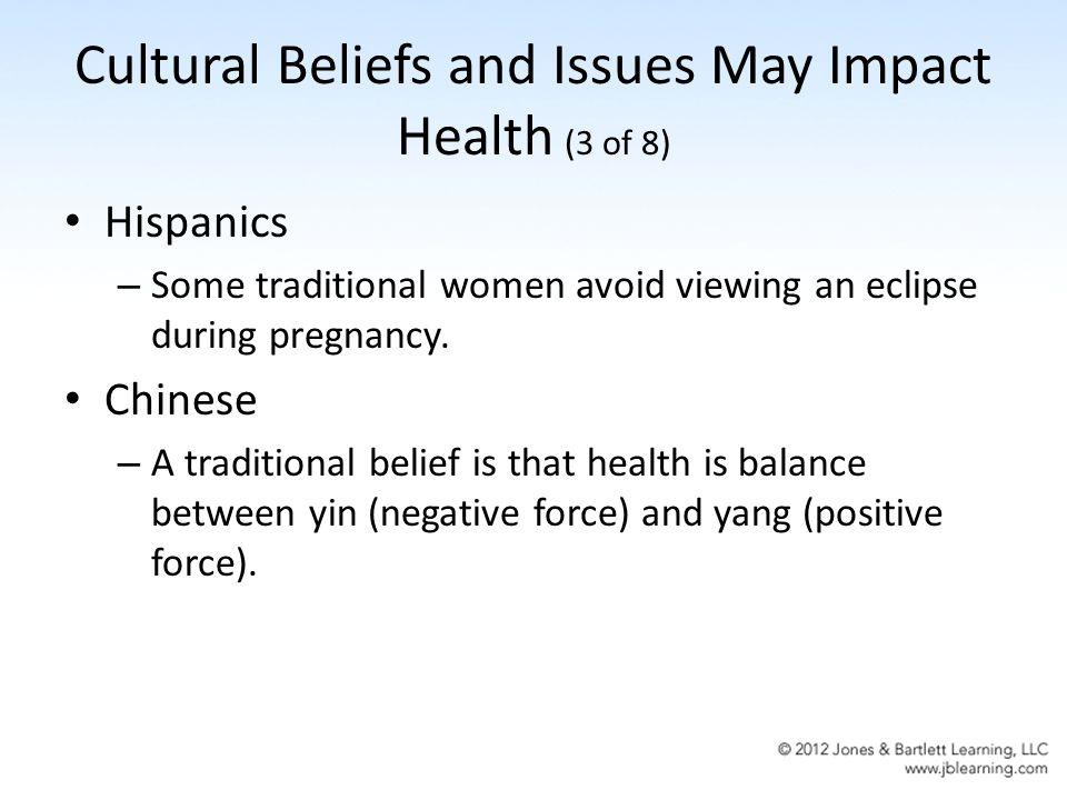 Traditional beliefs and practices regarding pregnancy