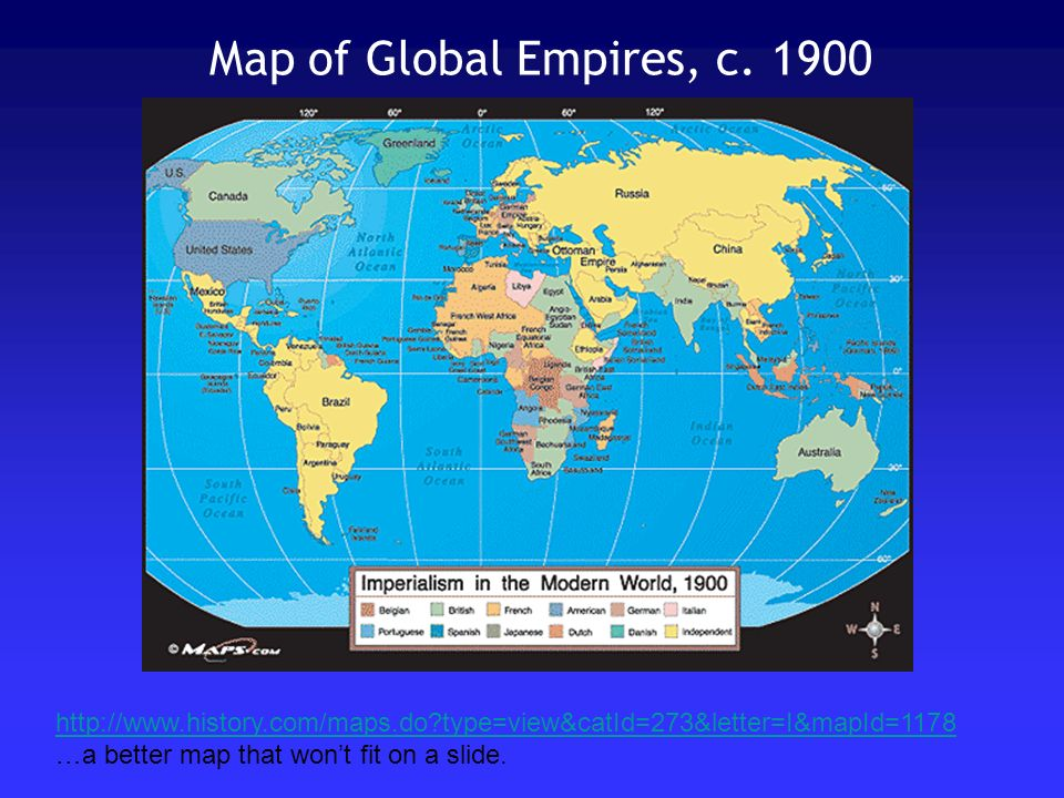 Chapter 10 section 1 imperialism and america map of global 12 map of global gumiabroncs Gallery