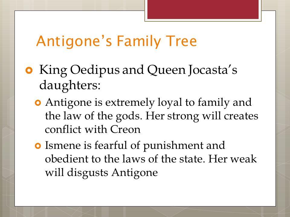 introduction antigone and creon