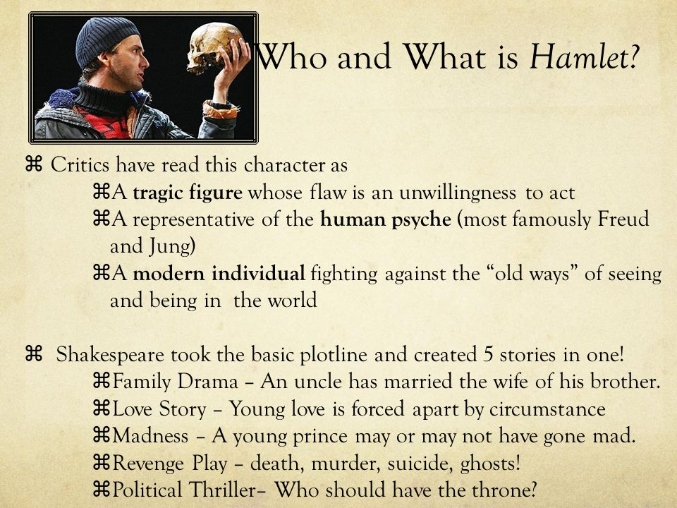 hamlet his madness essays