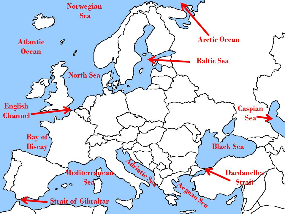 Analyze the size of Europe  both its mass and population Analyze