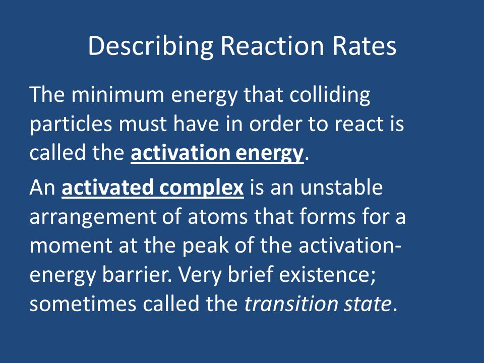 formal report kinetics of reaction the The rate, rate law and activation energy of the iodination of acetone are determined by observing the disappearance of the reaction, the bath temperature.