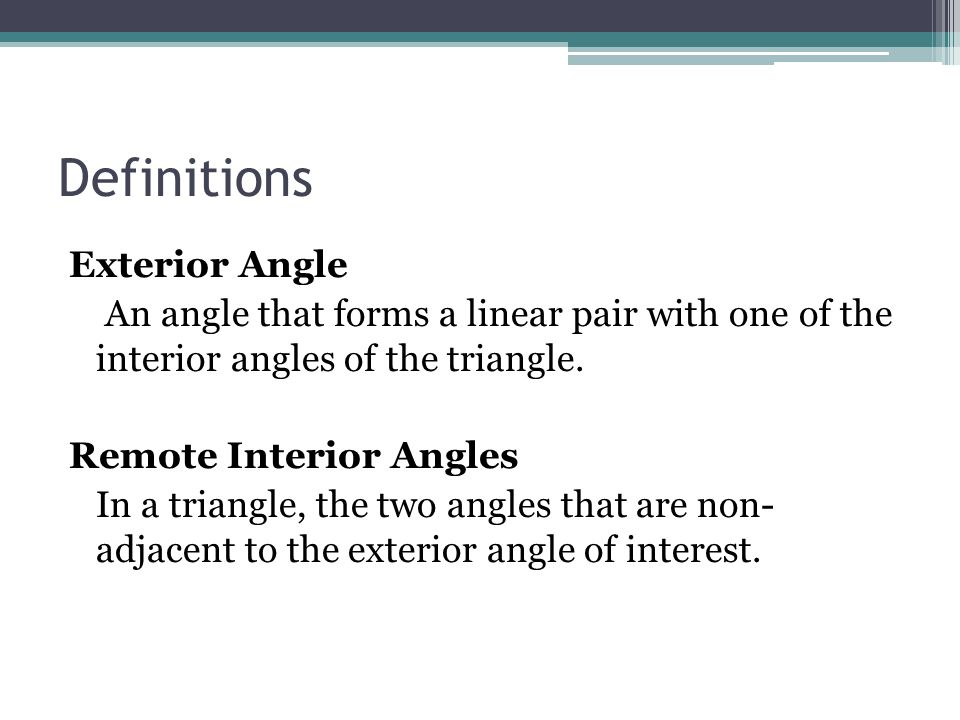 Applying Parallel Lines to Polygons Lesson 34 PreAP Geometry