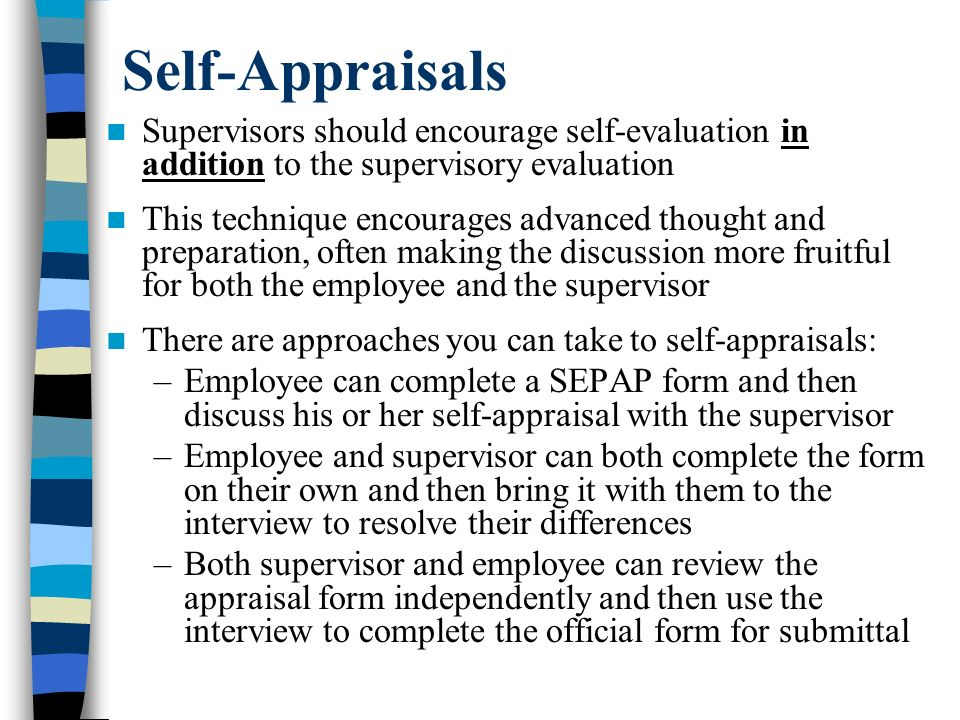 Supervisor Evaluation  Supervisor Evaluation  Payment Dr Marci