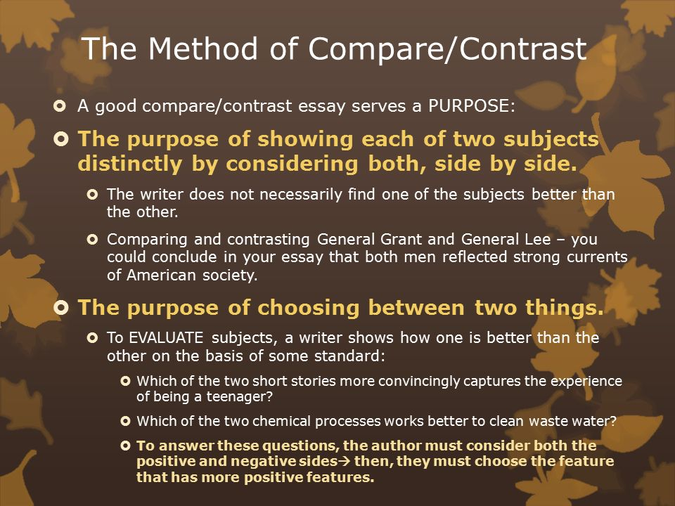 compare contrast essay three subjects 100 best traditional compare and contrast essay there should be up to three we are ready to share the best compare and contrast essay subjects.