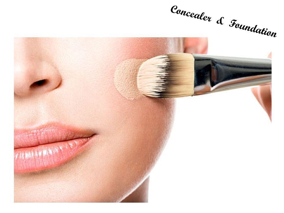 Concealer & Foundation